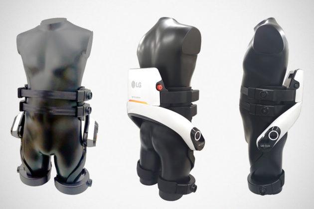 Updated LG CLOi SuitBot CES 2019