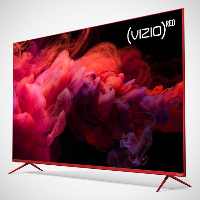 "(VIZIO)RED P-Series 55"" Class 4K HDR Smart TV"