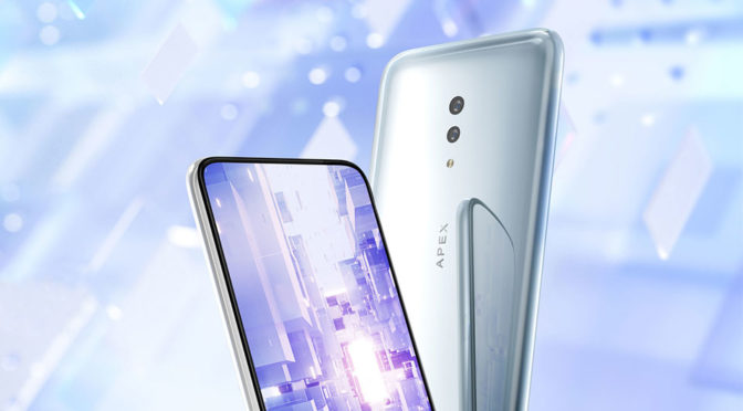 Vivo's New Concept Smartphone Is 5G, Has Magnetic Port And
