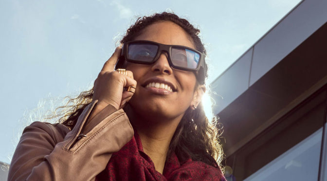 Vuzix Blade AR Smart Glasses Is Like A Smartphone You Wear Over Your Eyes