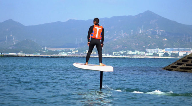 "Waydoo Flyer Lets You ""Fly"" Over Water With ""Aircraft Tech"""