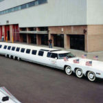 The Craziest Stretched Limo Ever Made Had A Pool And A Helipad