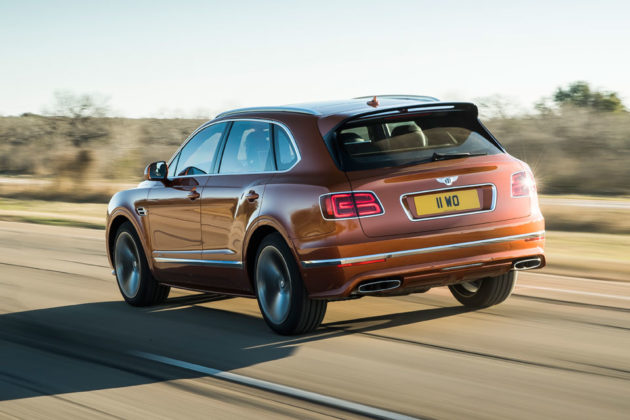 2020 Bentley Bentayga Speed Luxury SUV