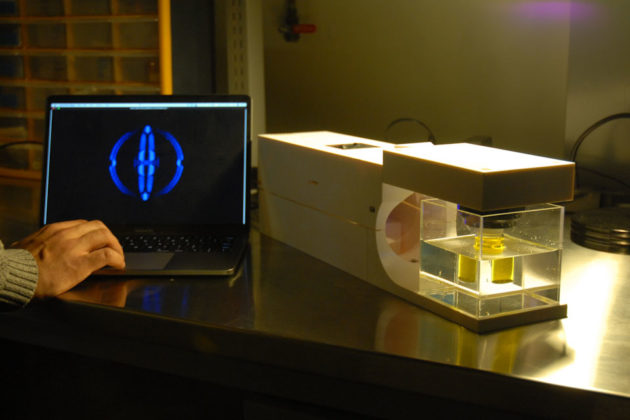 3D Printing Method Creates Objects in One Piece