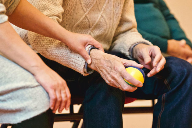 Additional Care Available for an Elderly Person