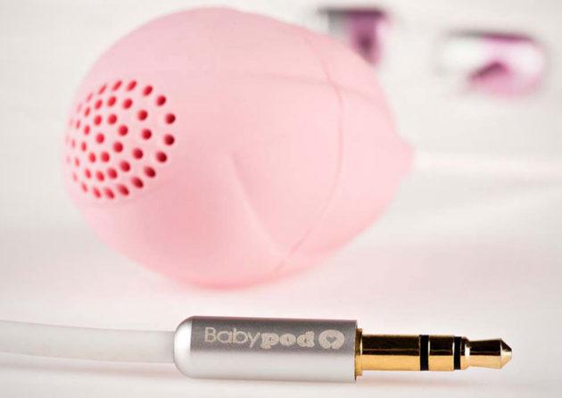 Babypod Intravaginal Speaker System