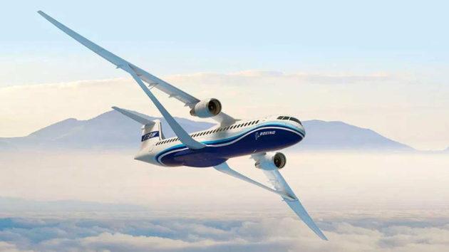 Boeing Transonic Truss-Braced Wing