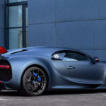 Bugatti Slaps French Colors On Limited Edition Chiron's Spoiler For The Marque's 110 Years
