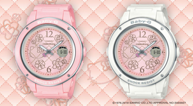 Casio Baby-G Hello Kitty Watches