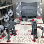Someone Recreated Battle Of Crait From <em>The Last Jedi</em> With 100K LEGO Bricks