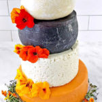 Costco Is Selling A 5-Tier Wedding Cake Made Entirely Out Of Cheese