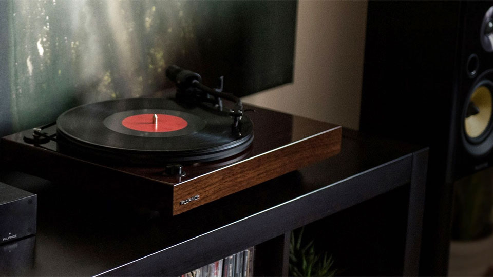 Fluance RT82 High-Fidelity Turntable