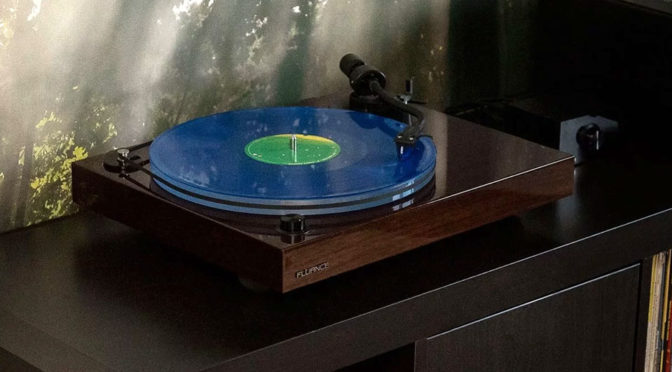 Fluance Gets Super Serious With Turntable With New Reference Series