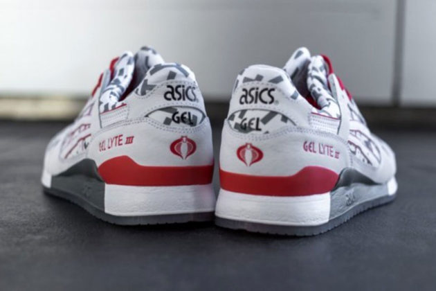 Hasbro x ASICS G.I. Joe Sneakers