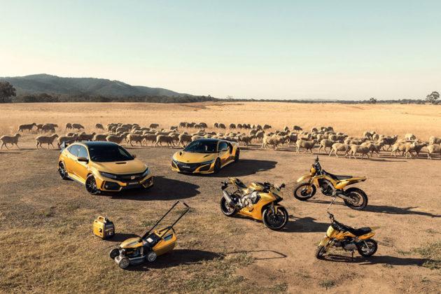 Honda Australia Celebrates 50 Years