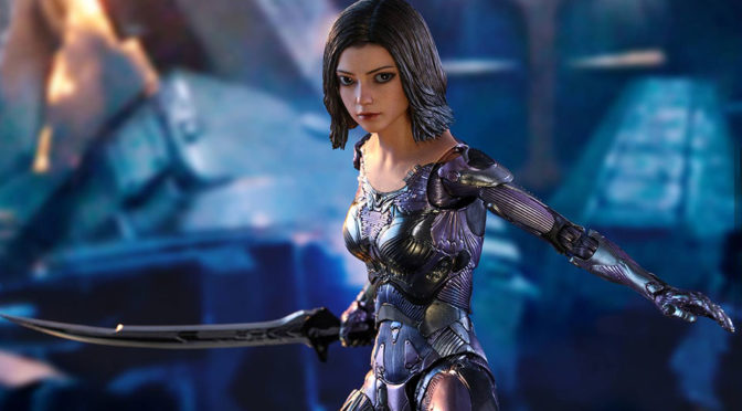 Hot Toys Unveiled <em>Alita: Battle Angel</em> <em>Alita</em> 1/6th Scale Collectible Figure