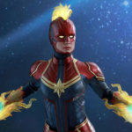 Hot Toys Reveals <em>Captain Marvel</em> 1/6th Scale Collectible Figure Ahead Of The Movie's Release In March
