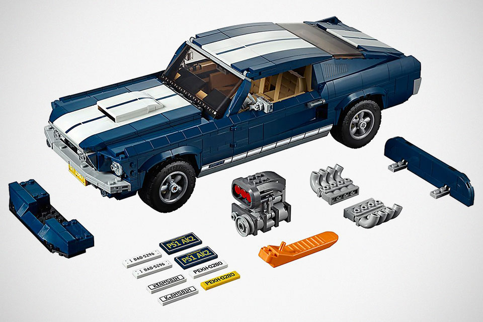 LEGO 10265 Creator Expert Ford Mustang