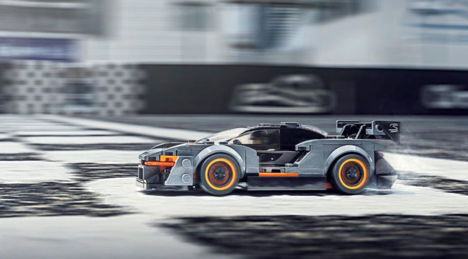 LEGO 75892 McLaren Senna Set