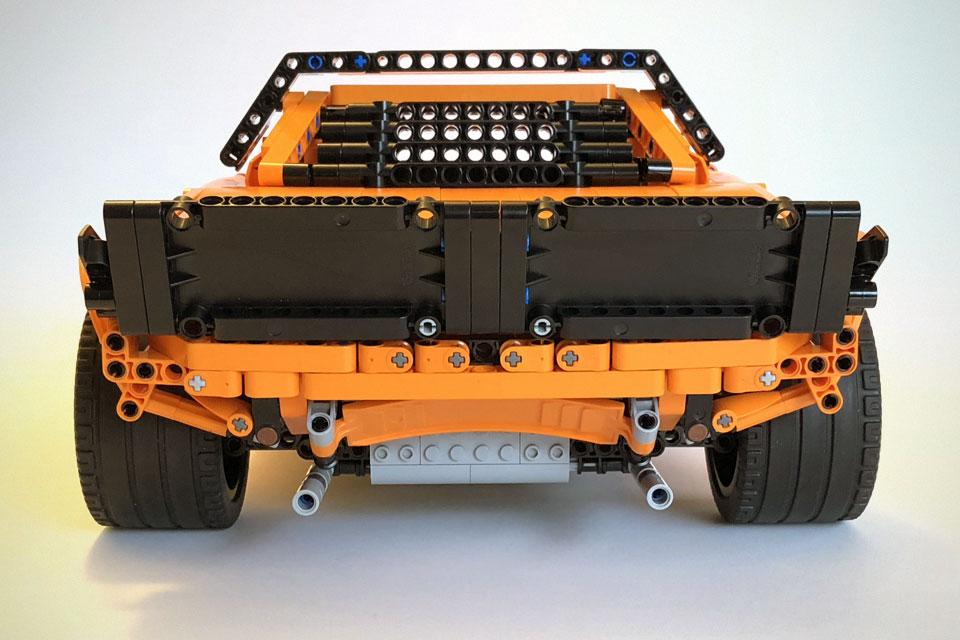 LEGO MOC 1974 Lancia Stratos Stradale HF