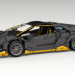 Should This LEGO MOC Lamborghini Centenario Be An Official LEGO Set?