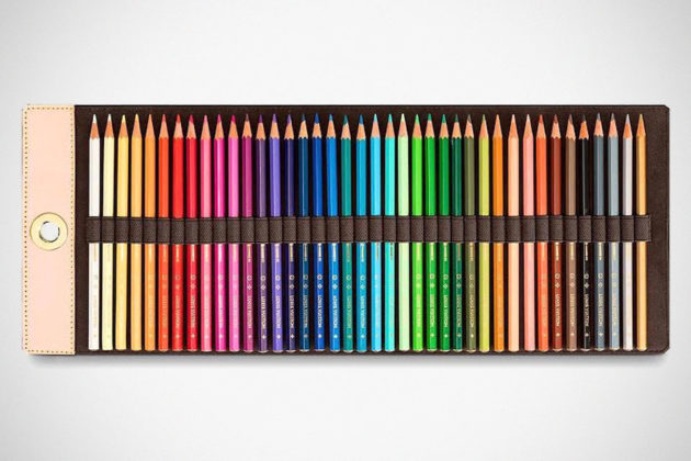 Louis Vuitton Coloring Pencils