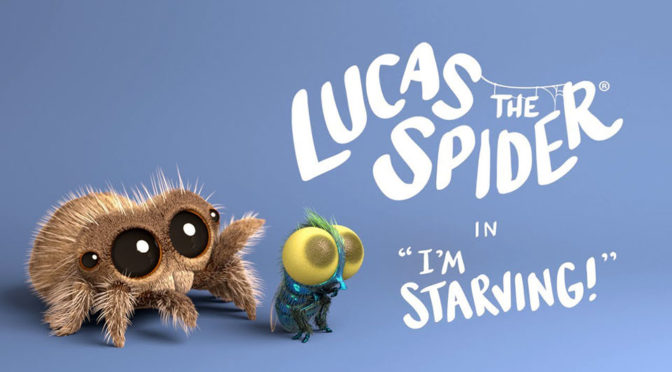 <em>Lucas the Spider</em> Is Sweet Enough To Wash Out The Soapy Aftertaste