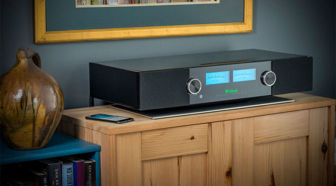 McIntosh RS200 Wireless Loudspeaker System