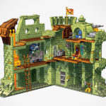 Mega Construx Unveiled <em>Masters of the Universe</em>: Castle Grayskull Set