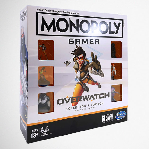 Monopoly Overwatch Collector Edition and More