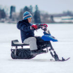 Snowmobile For Kids Is The Most Exciting Kiddie Ride Since Kiddie Rides