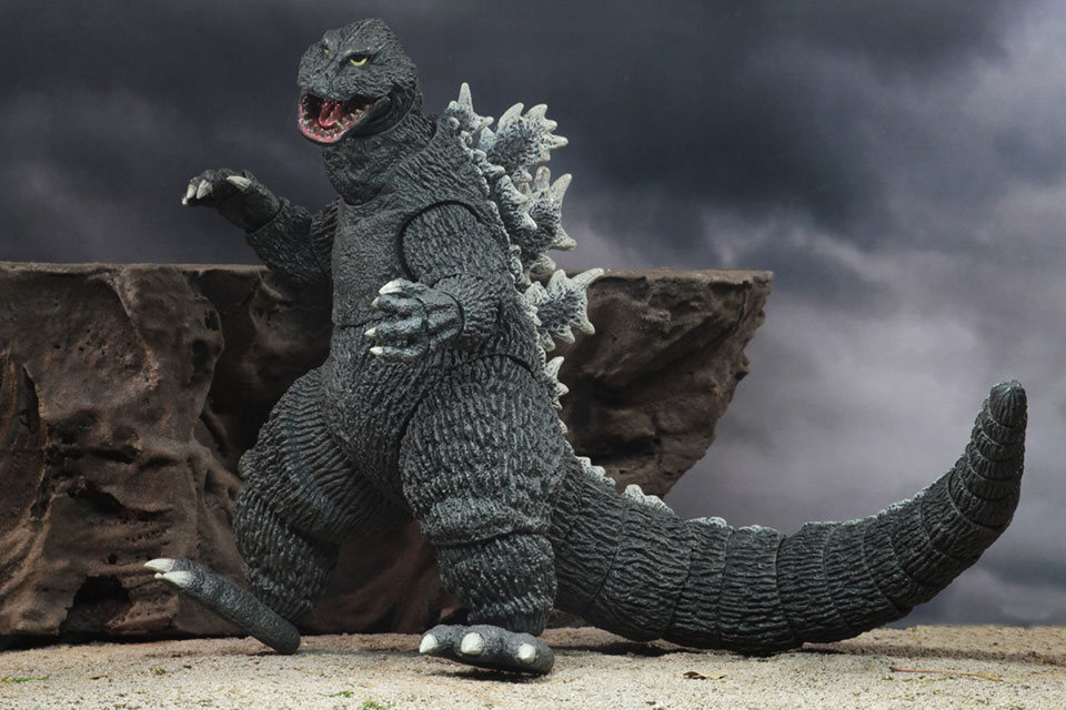 "NECA Toys 12"" Head To Tail Godzilla Action Figure"