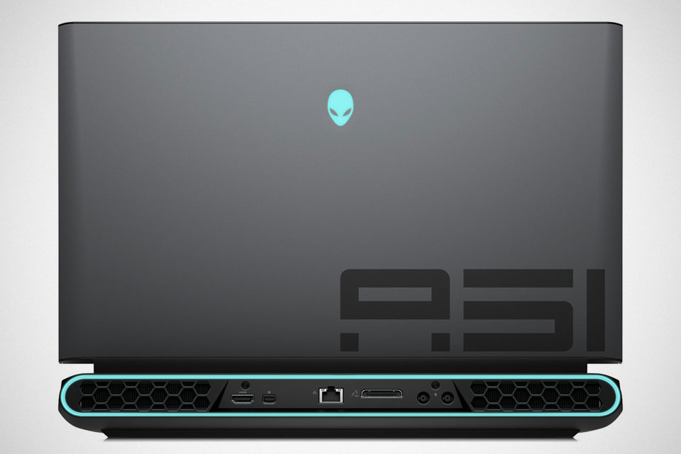 New Alienware Area-51m Gaming Laptop