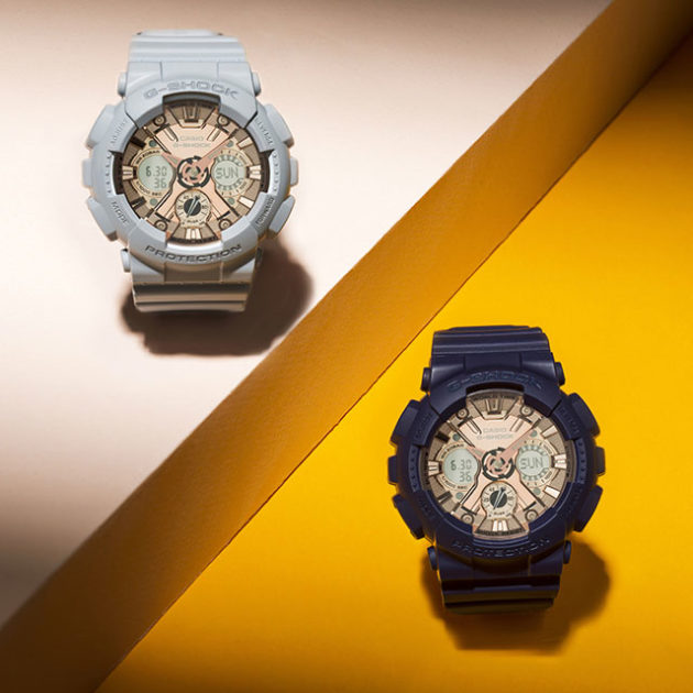 New Casio G-Shock S-Series for Women