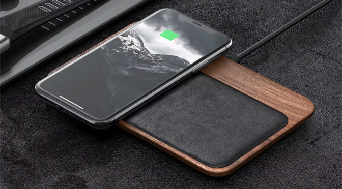 Nomad Wireless Charging Base Station