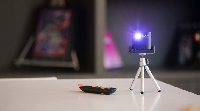 Piqo 1080p Pocket Projector Is So Capable, It Could Replace Your TV