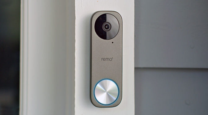 Remo+ RemoBell S Video Doorbell