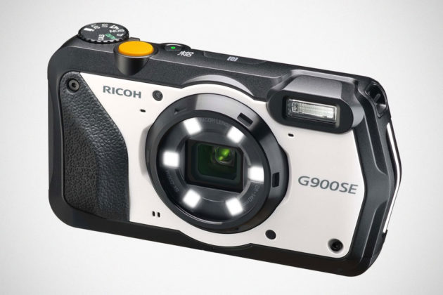 Ricoh G900 Industrial-grade Ultra-rugged Digital Compact-Camera