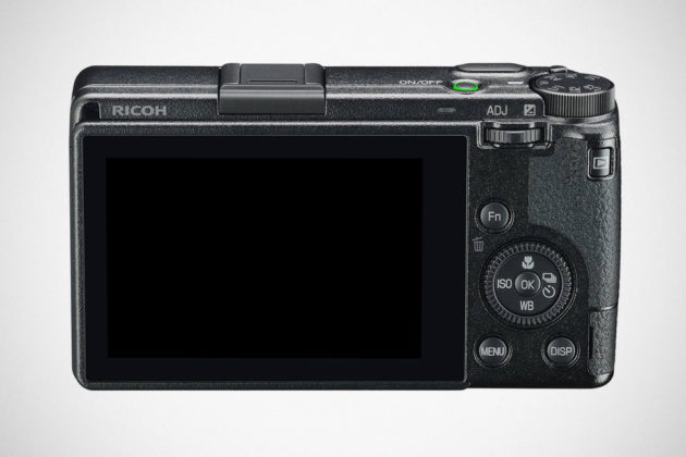 Ricoh GR-III High-end Compact Digital Camera