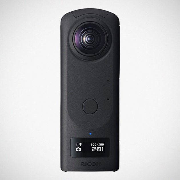 Ricoh Theta Z1 360-degree Camera