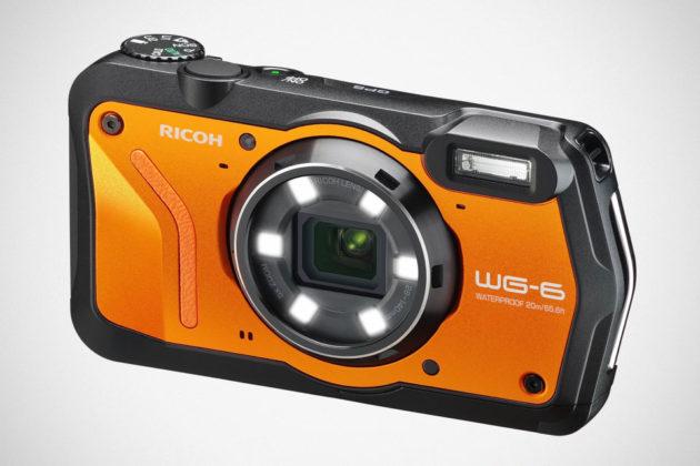 Ricoh WG-6 Ultra-rugged Digital Compact Camera