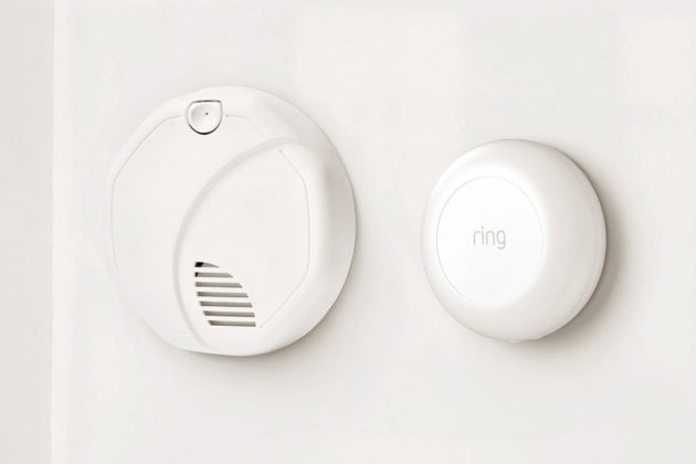 Ring Alarm and Ring Sensor