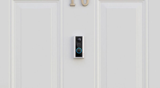 Ring Introduces New Door View Cam And New Ring Alarm Accessories