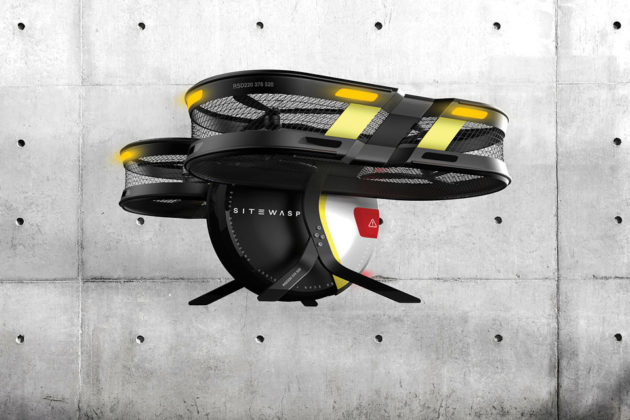 SITEWASP Construction Inspection Drone