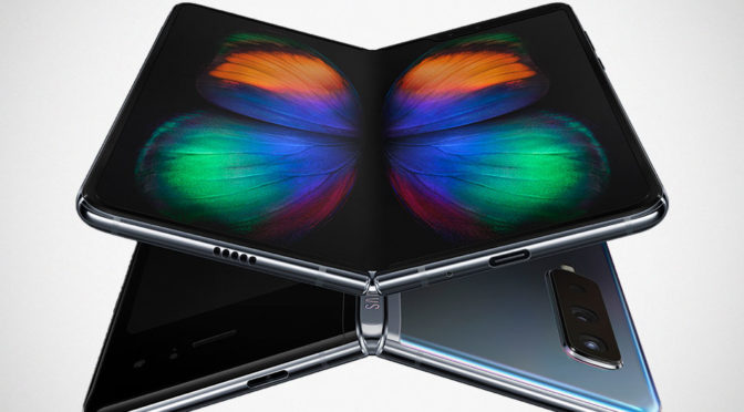 Samsung's Foldable Smartphone Is A $2K Device Called 'Galaxy Fold'