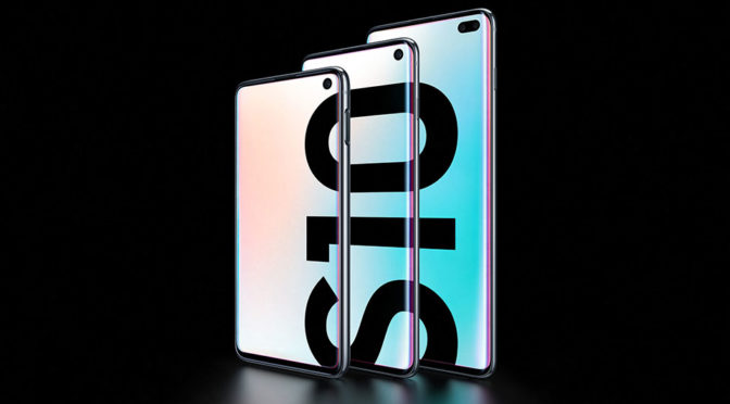 Don't Like Foldable Phone? Here's The New Samsung Galaxy S10 Then