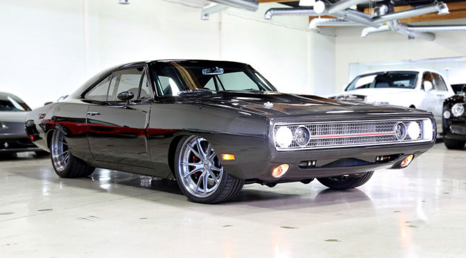 SpeedKore 1970 Dodge Charger Tantrum
