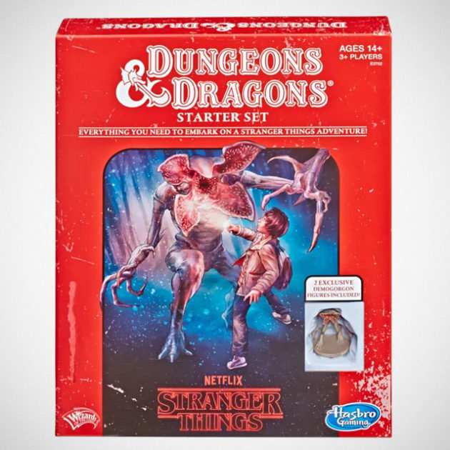 Stranger Things Dungeons & Dragons RPG Board Game