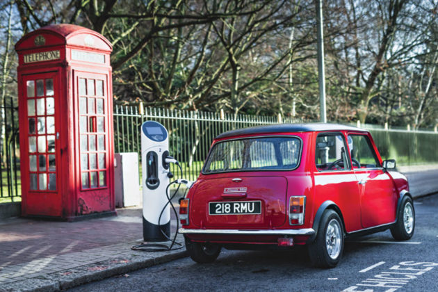 Swind E Classic MINI Electric Vehicle