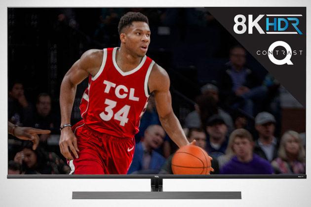 TCL 8-Series Roku 8K TV